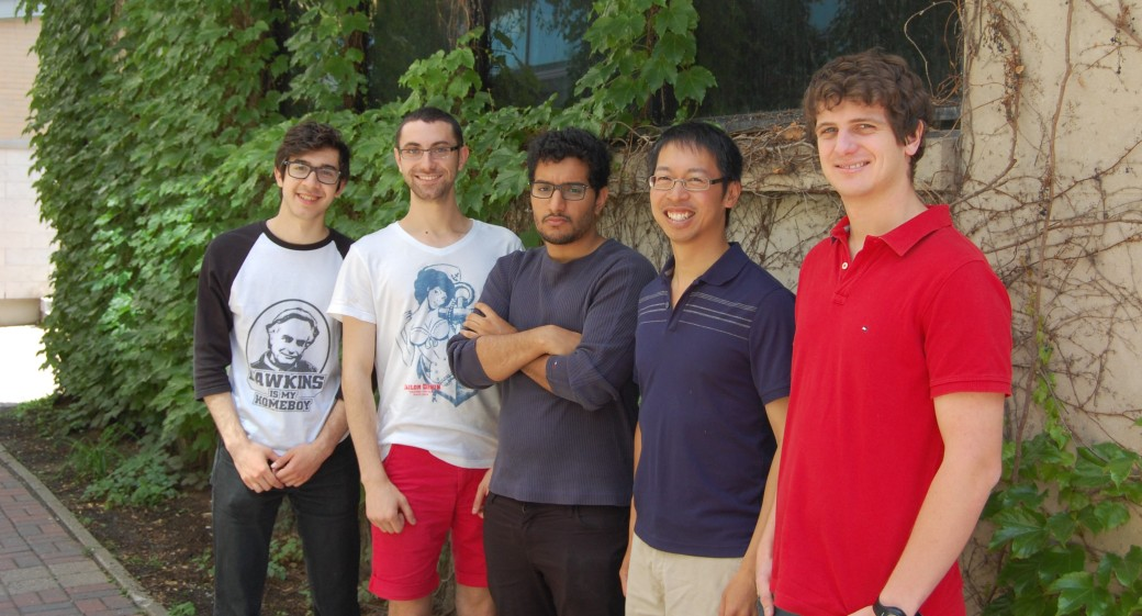 Bui lab summer 2014